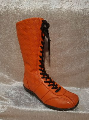 HOT PULSE BOOTS_orange