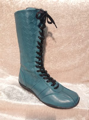HOT PULSE BOOTS_teal_blue
