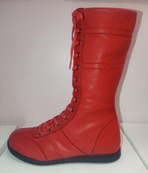 HOTPULSE HPW021-08 Boxer boot-red